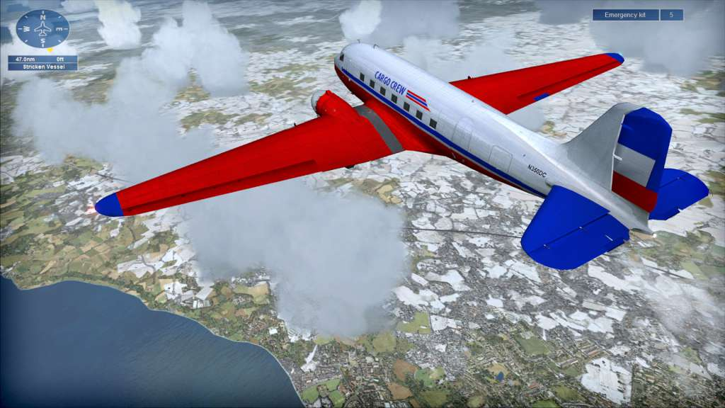 Microsoft Flight Simulator X: Steam Edition + Cargo Crew Pack Steam