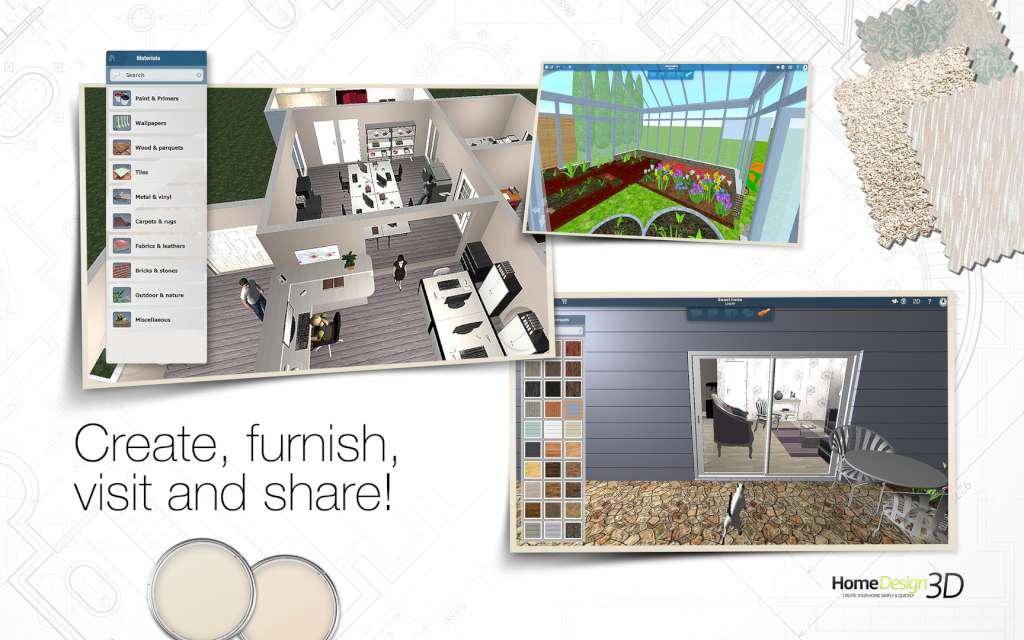Home design 3d steam cd key buy on kinguin for House design games online 3d free