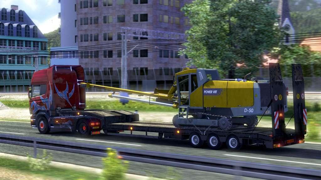 euro truck simulator 2 high power cargo pack dlc steam. Black Bedroom Furniture Sets. Home Design Ideas