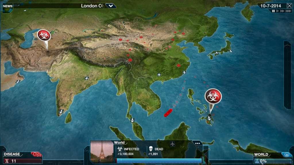 скачать игру Plague Inc Evolved на русском через торрент - фото 8