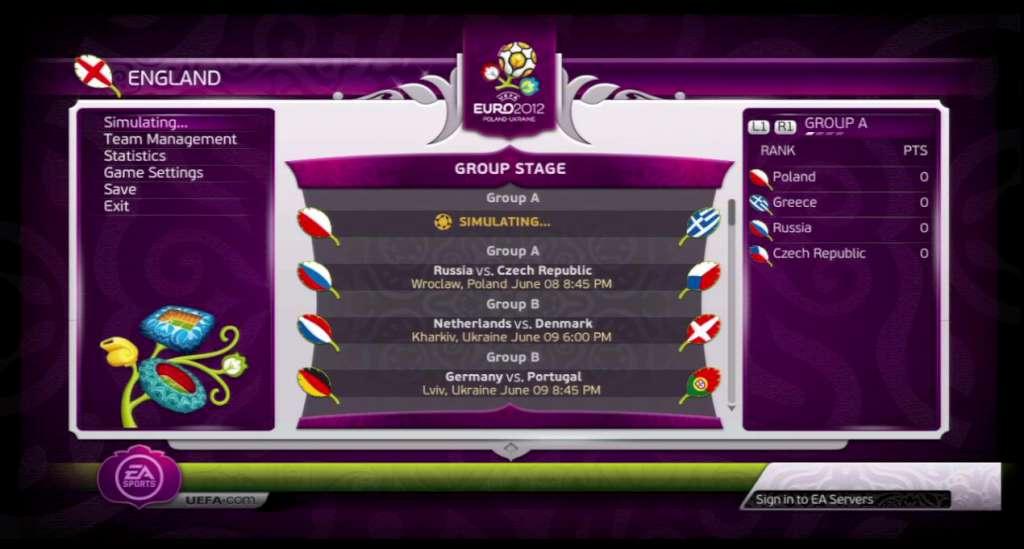 Uefa euro 2012 pc game free download.