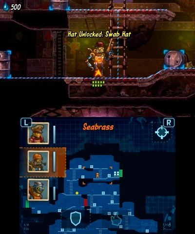 SteamWorld Heist EU Nintendo 3DS Key | Kinguin - FREE Steam