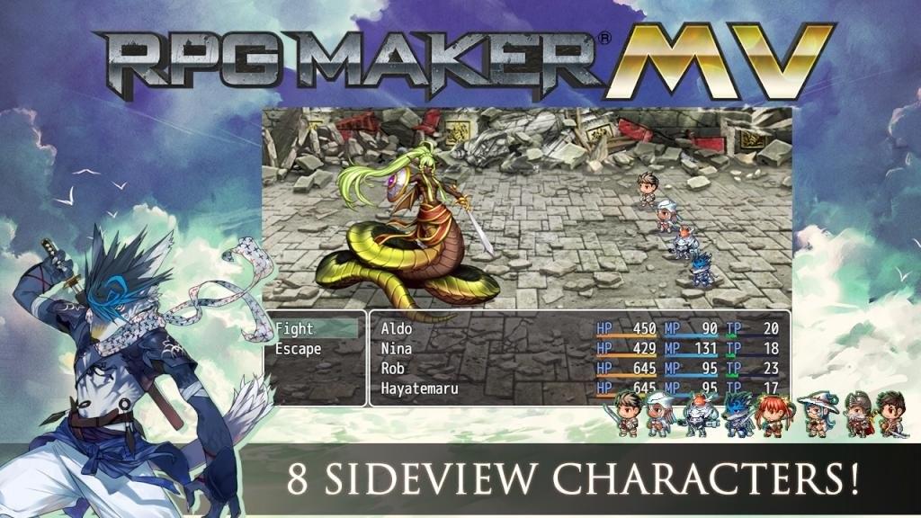 RPG Maker MV - Medieval: Town & Country DLC Steam CD Key