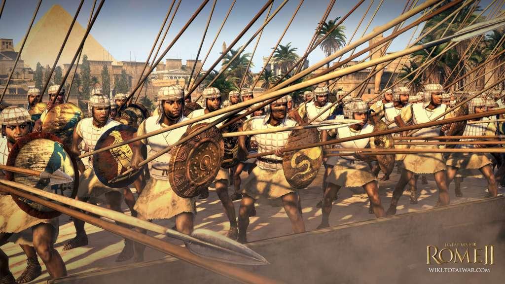 Total War: ROME II - Greek States Culture Pack DLC Steam