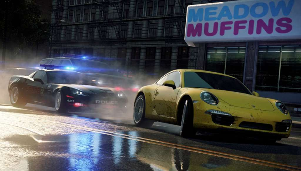 Ключ Nfs Most Wanted