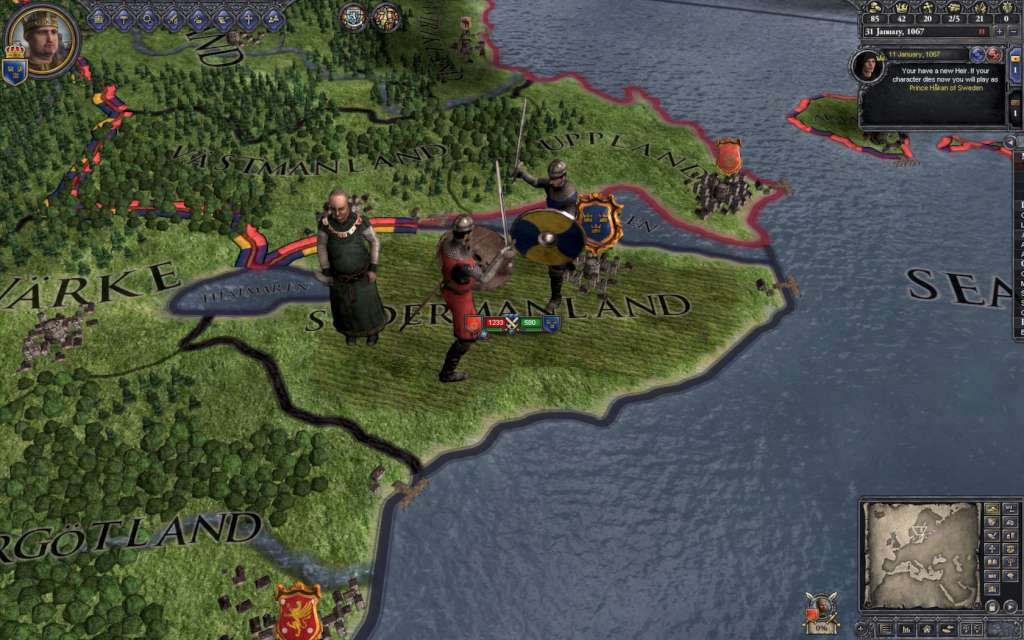 Crusader Kings II - DLC Collection Steam CD Key | Kinguin - FREE