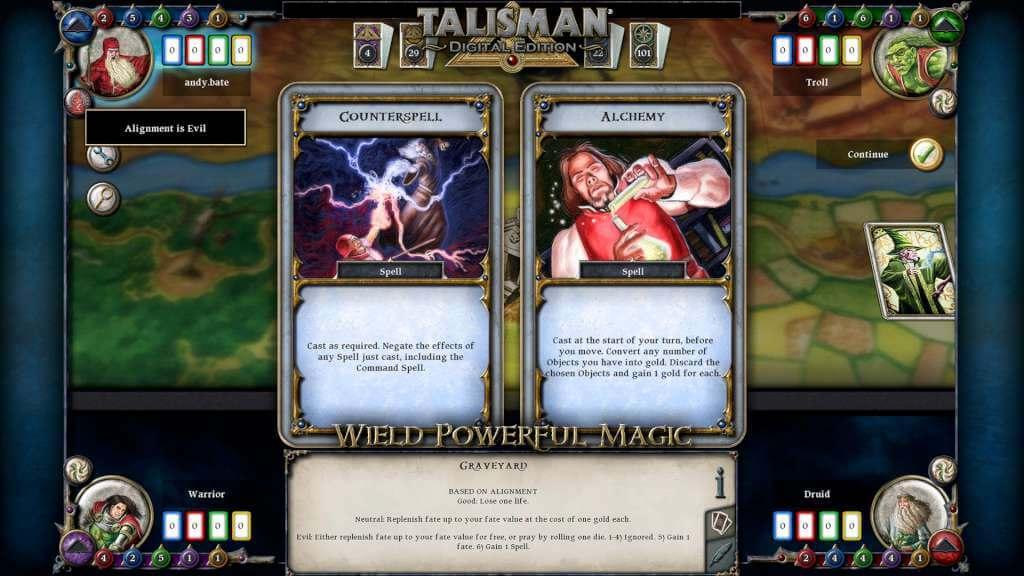 Talisman: Digital Edition Steam Key | Kinguin - FREE Steam Keys