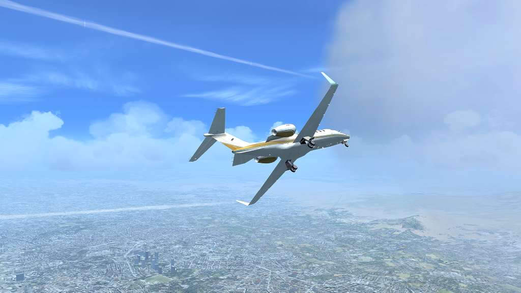 Microsoft Flight Simulator X: Steam Edition Steam Gift