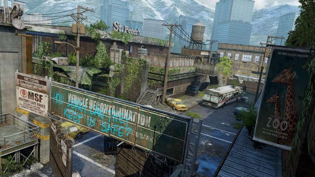 The Last Of Us Season Pass Ru Ps3 Cd Key