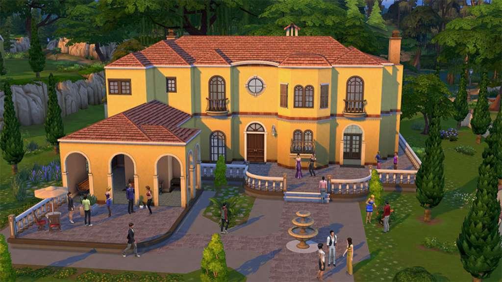The Sims 4 Outdoor Retreat Dlc Origin Cd Key