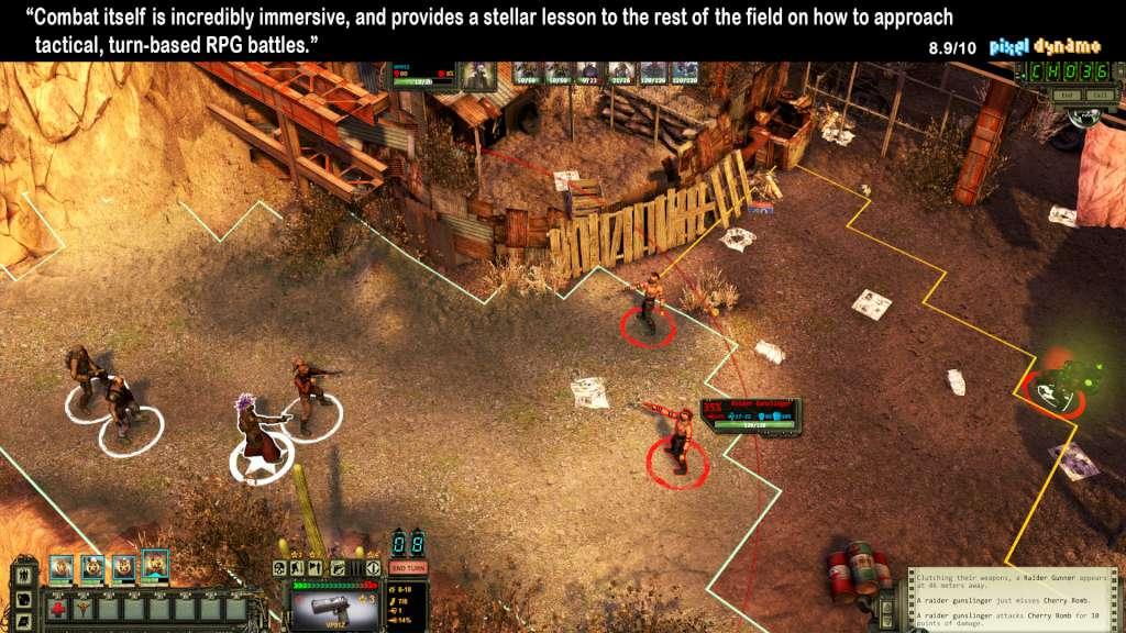Wasteland 2: Director's Cut - Digital Deluxe Edition Steam