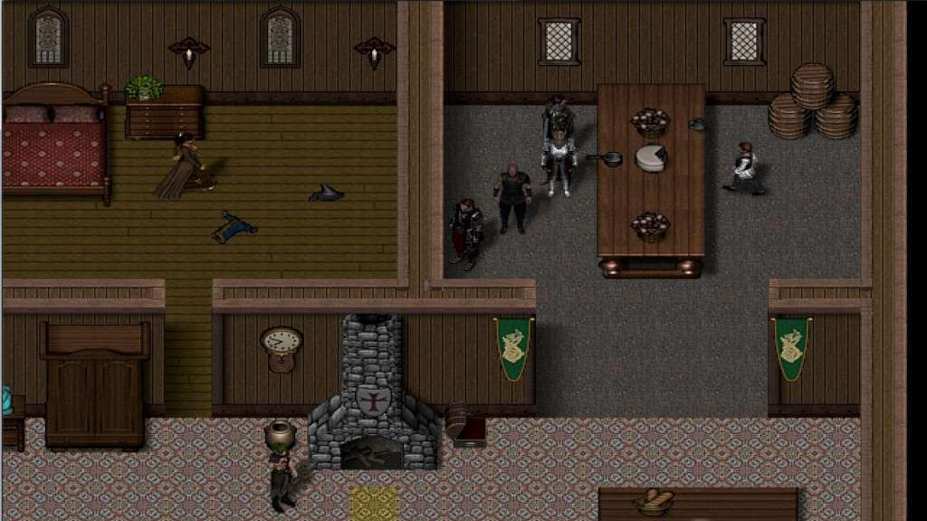 RPG Maker: VX Ace - High Fantasy Resource Pack Steam CD Key