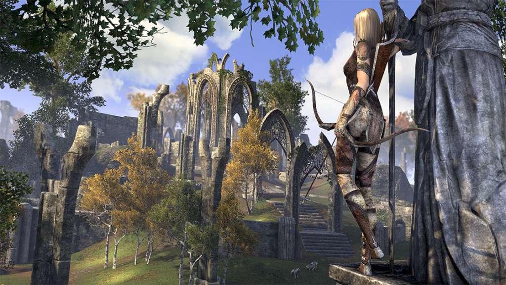 The Elder Scrolls Online: Tamriel Unlimited Bethesda Key