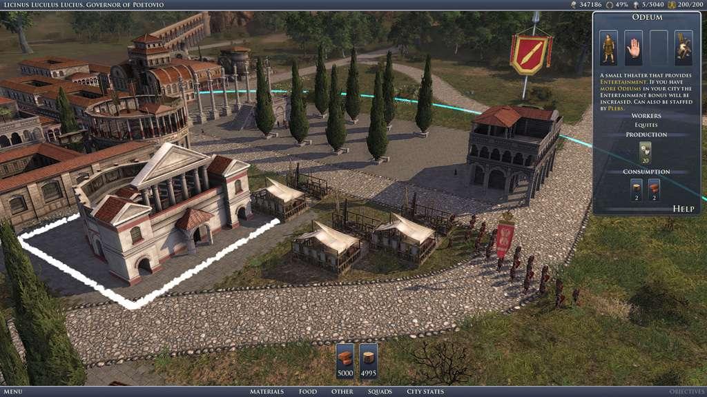 Grand Ages Rome скачать торрент - фото 3