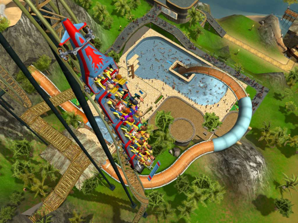 RollerCoaster Tycoon 3: Platinum GOG CD Key | Kinguin - FREE
