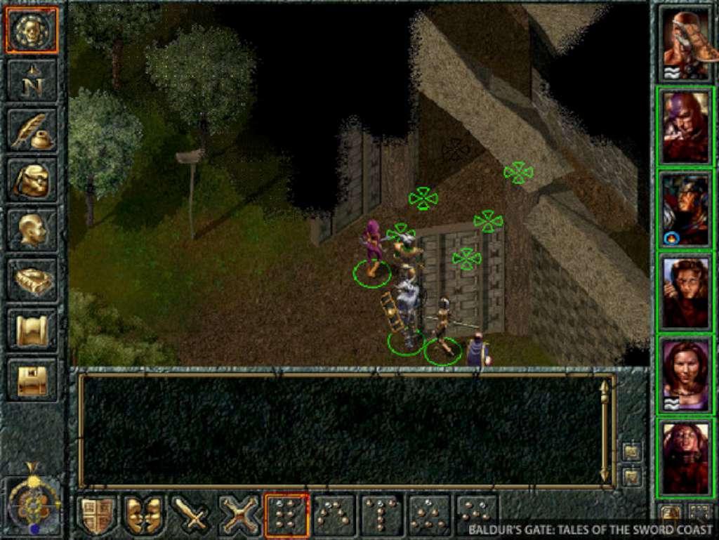 Baldur S Gate The Original Saga Gog Cd Key