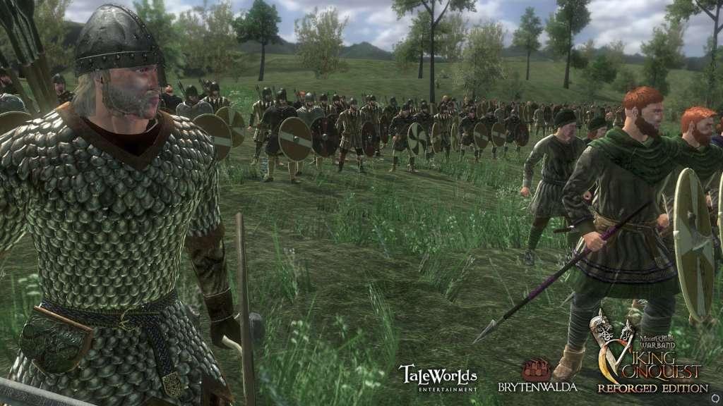 скачать через торрент игру Mount And Blade Warband Viking Conquest - фото 8