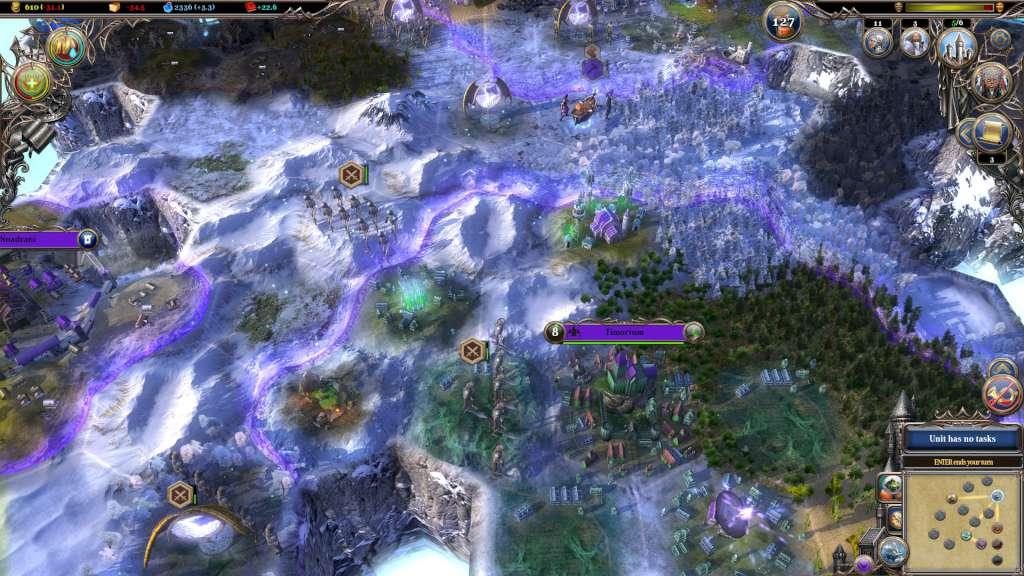 скачать игру Warlock 2 The Exiled - фото 8