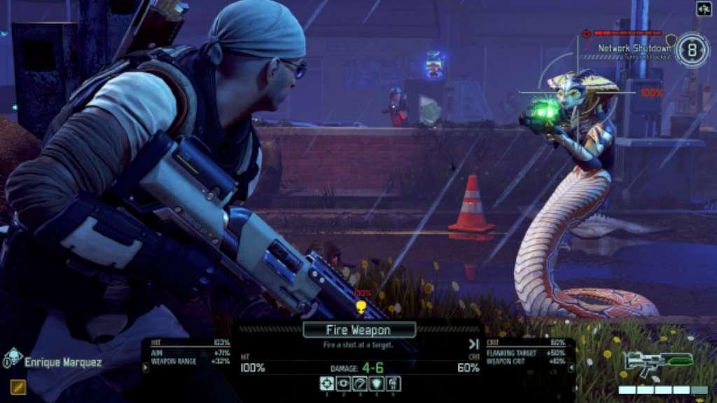 XCOM 2 - Resistance Warrior Pack DLC Steam Altergift