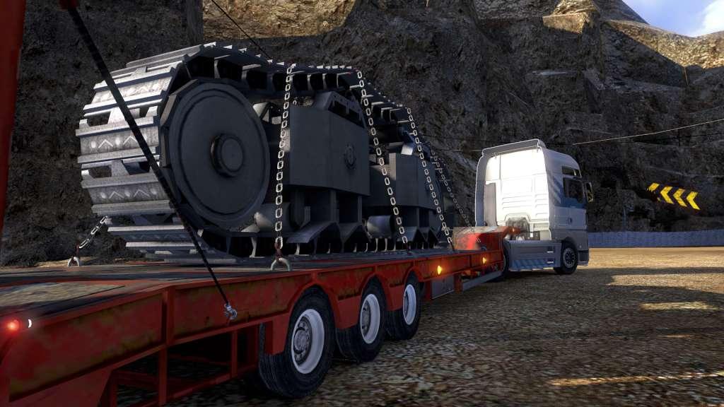 Euro Truck Simulator Steam