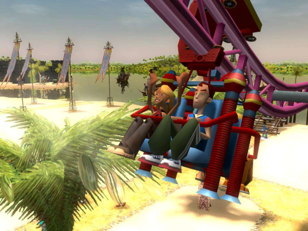 how to download rollercoaster tycoon on mac
