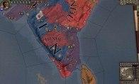 Crusader Kings II: Rajas of India RU VPN Required Steam CD Key
