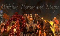 Witches, Heroes and Magic Clé Steam