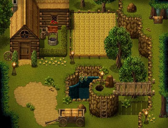 RPG Maker VX Ace - Ancient Dungeons: Base Pack Steam CD Key