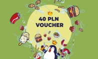 Voucher with a value of 40 PLN that you can use on any product in Kinguin Esports Lounge