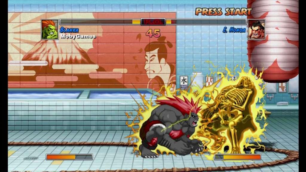 Super Street Fighter 2 Turbo HD Remix US PS3 CD Key