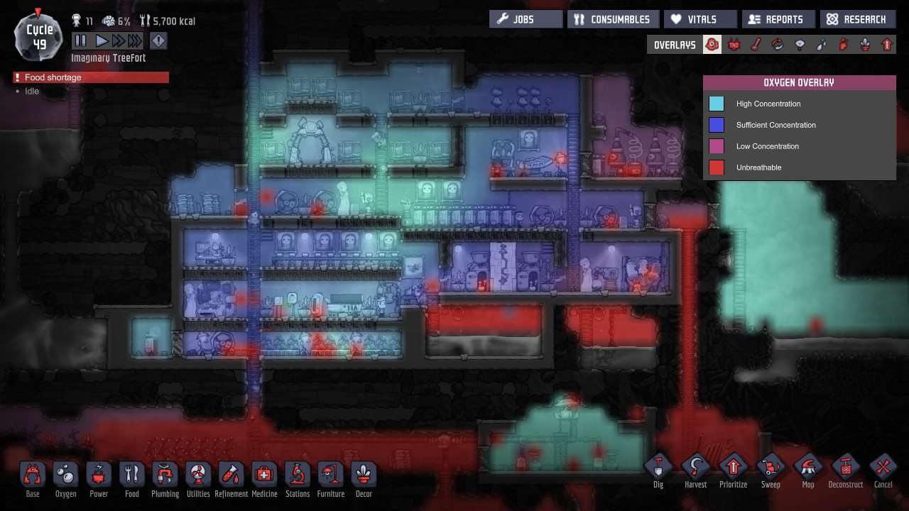 Oxygen Not Included RoW Steam Altergift   Kinguin - FREE