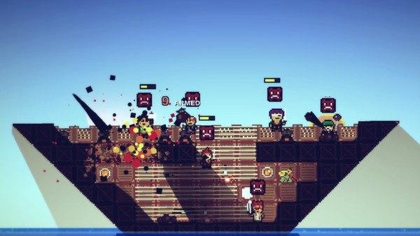 pixel piracy steam