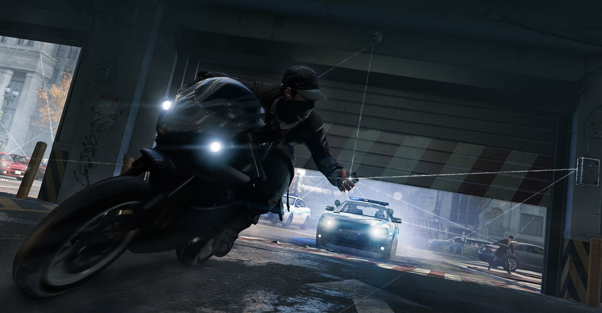 Watch dogs + GTA IV Complete Pack Open World Mega Hits