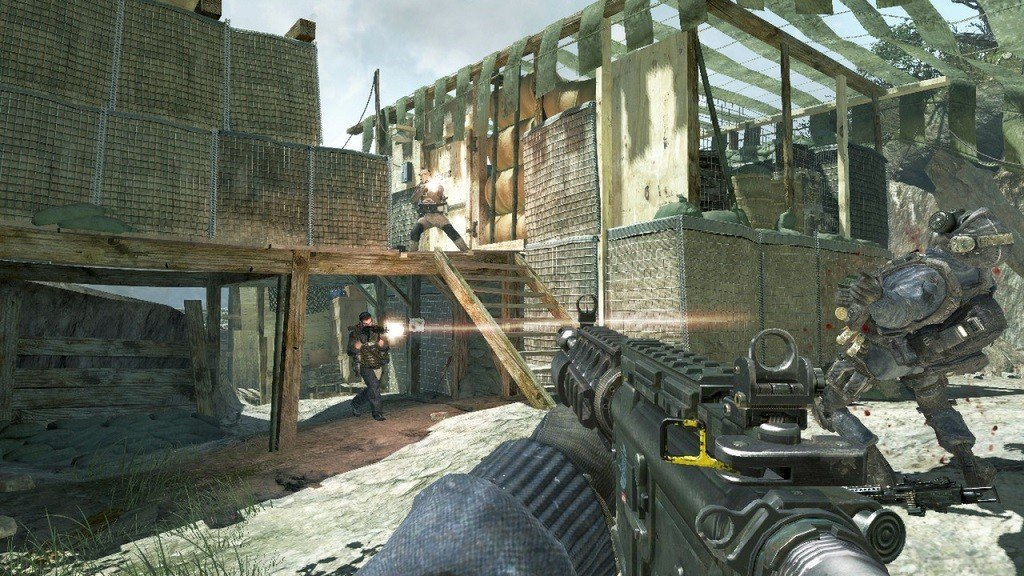 Call of Duty: Modern Warfare 3 - Collection 2 DLC Steam CD Key