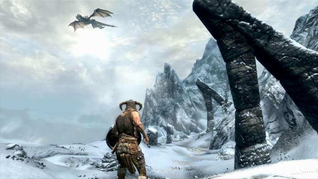 скачать бесплатно игру The Elder Scrolls V Skyrim Legendary Edition - фото 5