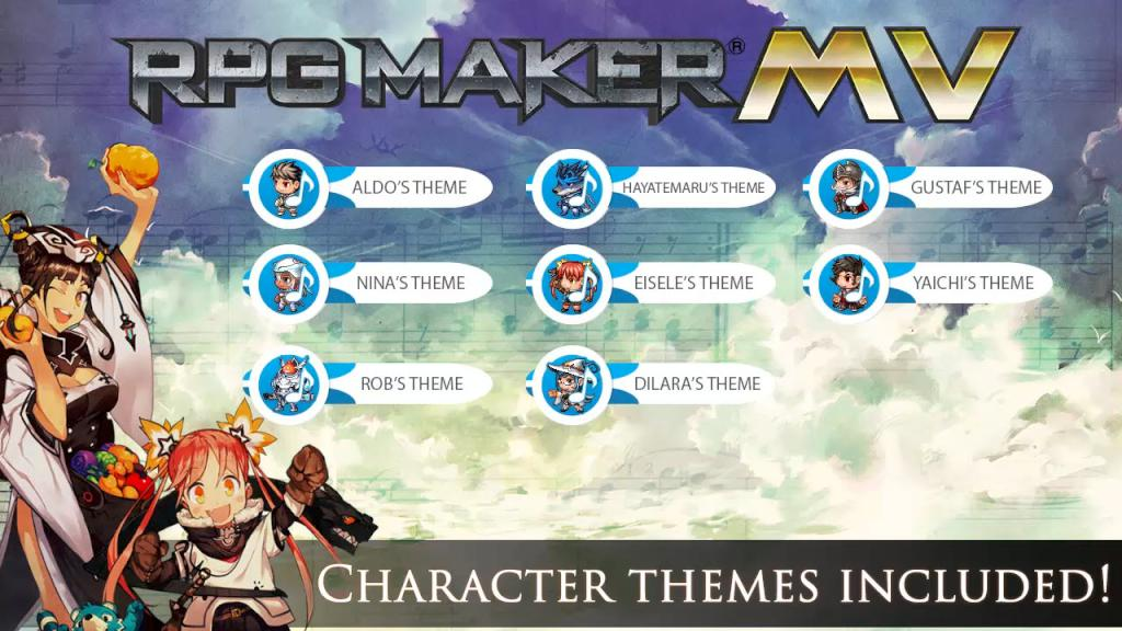 RPG Maker MV - Medieval: Interiors DLC Steam CD Key