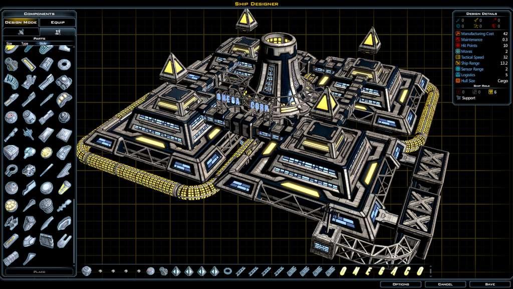 Galactic Civilizations  Build Order