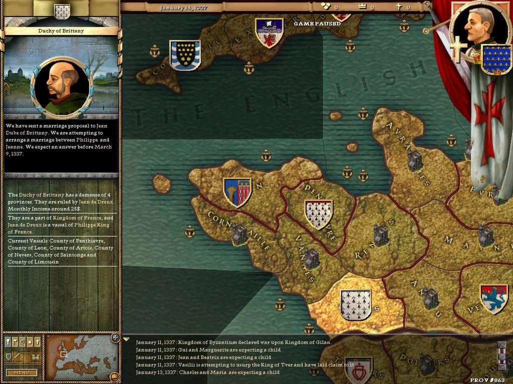 Crusader Kings II: Five Year Anniversary Edition Steam CD Key