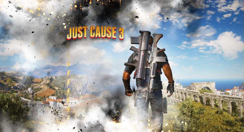 Скачать Just Cause 3 Через Торрент Игру На Пк - фото 8