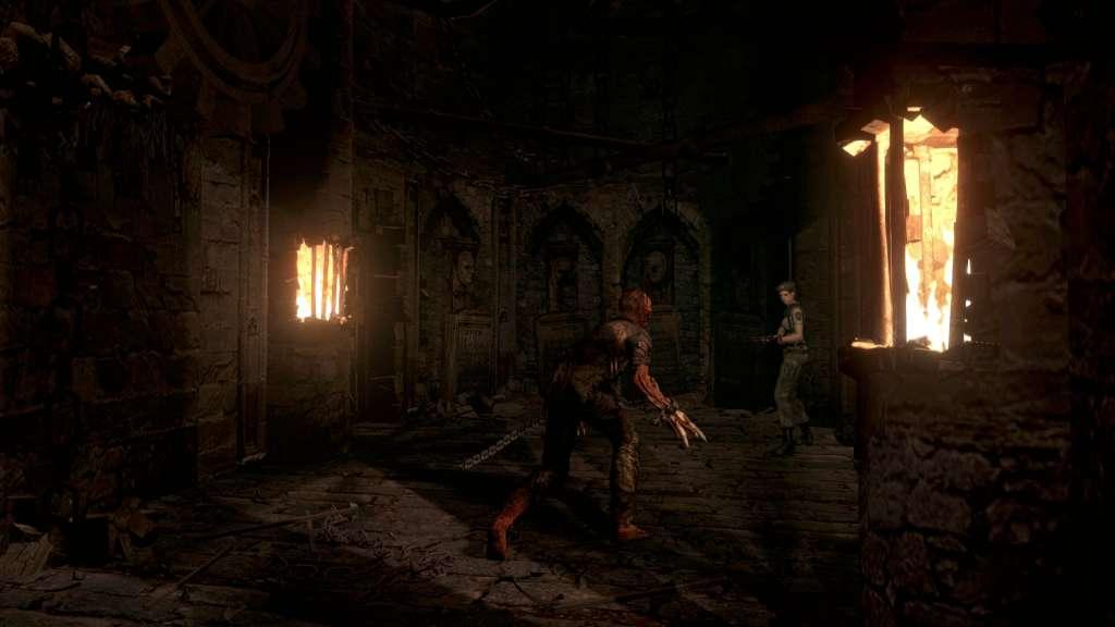 Resident Evil / biohazard HD REMASTER RU VPN Activated Steam CD Key