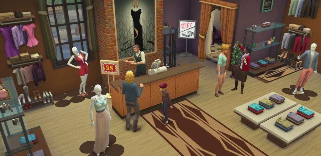 free build mode sims 4