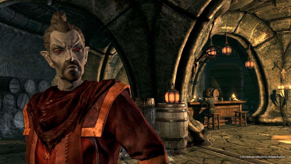 The Elder Scrolls V: Skyrim Legendary Edition Steam Gift