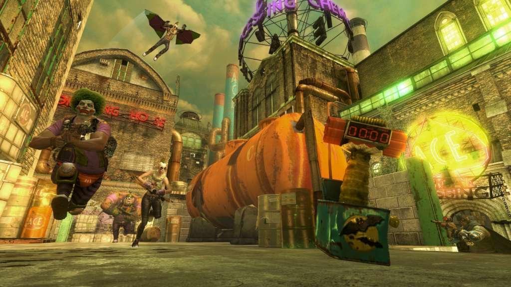 Gotham City Impostors - Xbox review at Thunderbolt