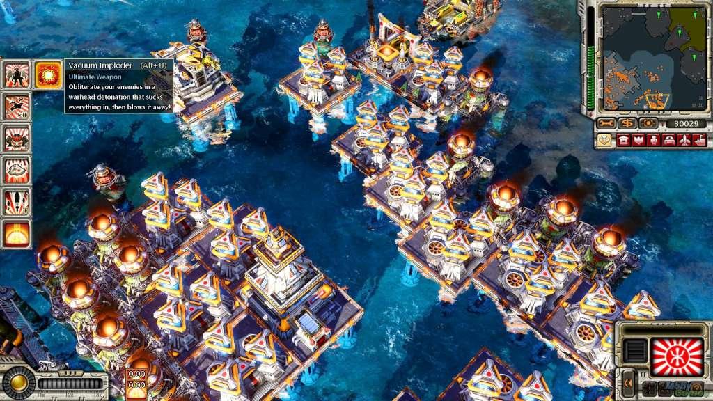 скачать игру Command Conquer Red Alert 3 Uprising через торрент - фото 2