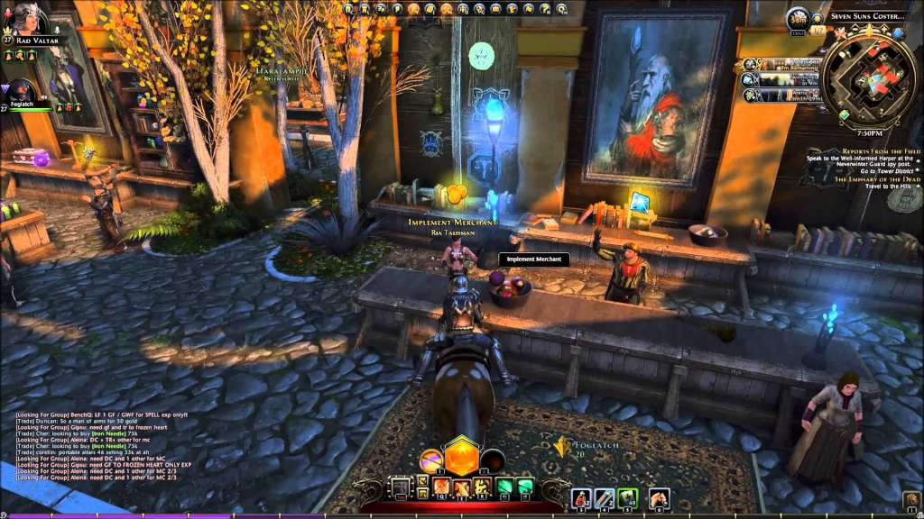Neverwinter Harper Bard Companion XBOX ONE CD Key
