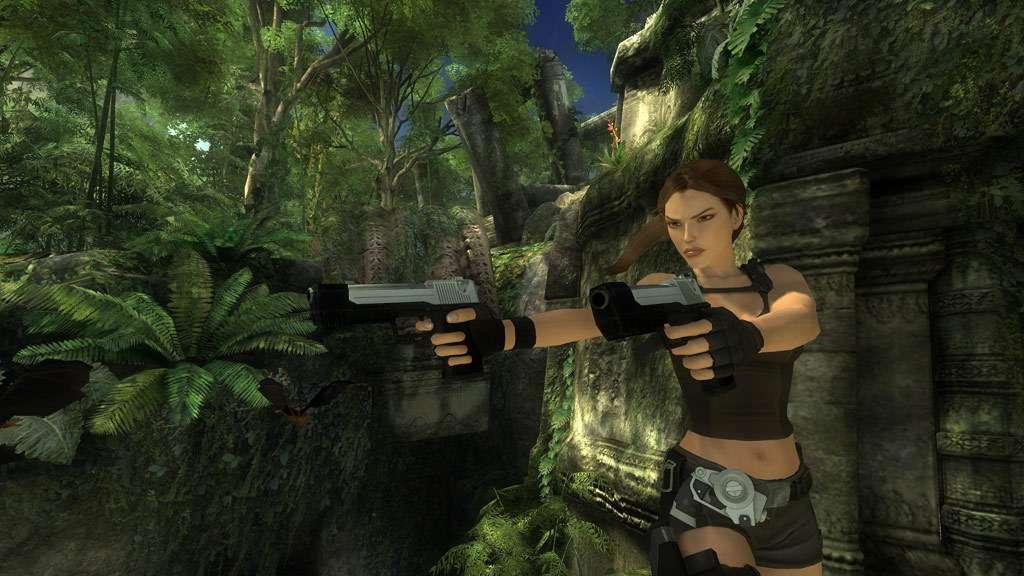 Resultado de imagem para Tomb Raider Underworld