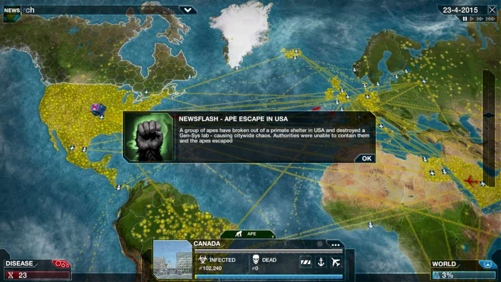 plague inc evolved all unlocked download