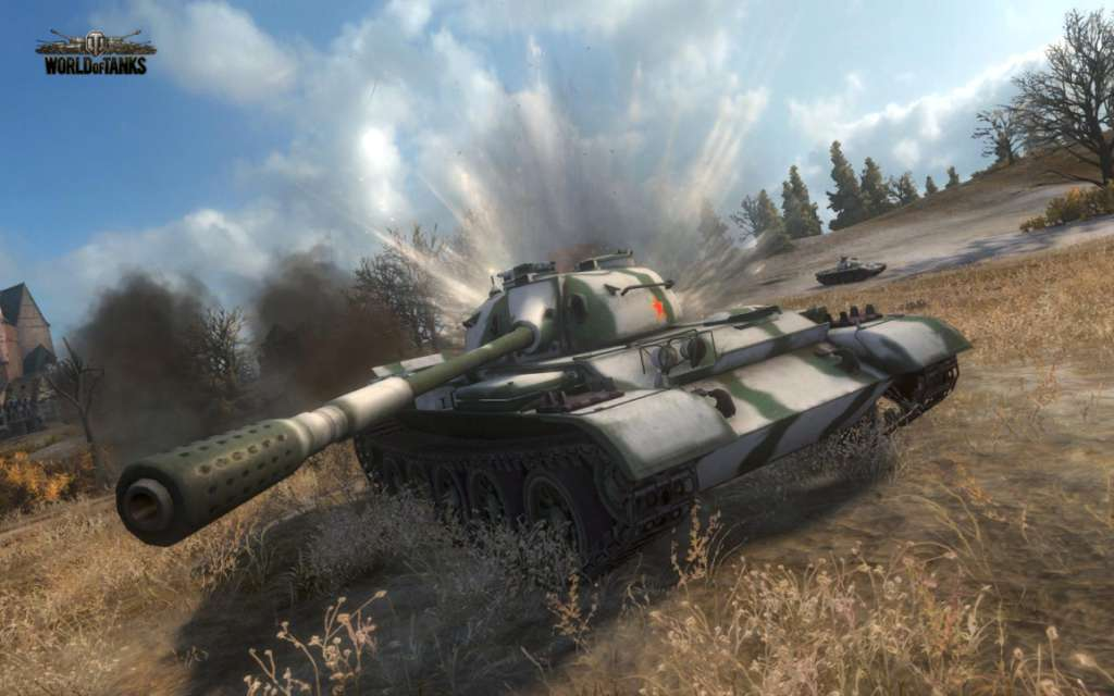World of Tanks 1500 Gold EU INVITE CODE