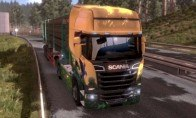 Euro Truck Simulator 2 Brazilian Paint Jobs Pack DLC Steam CD Key