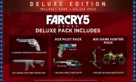 Far Cry 5 Deluxe Edition PRE-ORDER EMEA Uplay CD Key